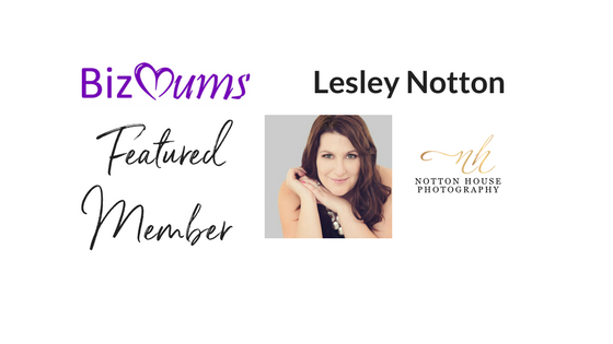 Featured Member – Lesley Notton