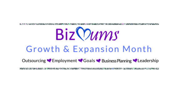 December is Growth & Expansion Month