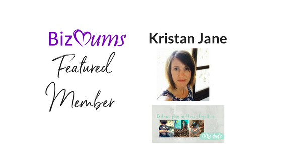Featured Member – Kristan Jane