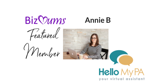 Featured Member – Annie B